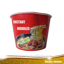 easy cooking cup instant noodles 130g