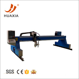 Factory Supply Factory price for Gantry Plasma Cutting Machine Used widely CNC gantry plasma cutting machine supply to Yemen Exporter