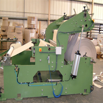 Automatic Paper Slitting Rewinder Machine