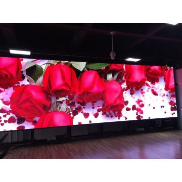 P5 Indoor hd video  advertising display