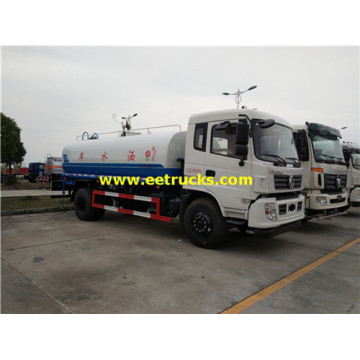 8ton 130HP Road Watering Tank Trucks