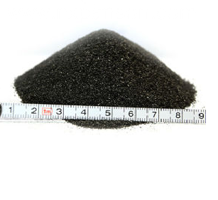 High carbon content steel coke/black color