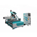 One time finish Milling Engraving Cutting no need operator SG1325 ATC -atc wood door cnc routers