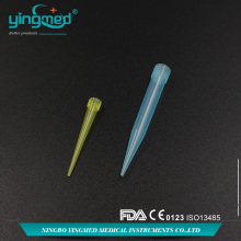 200ul Yellow Eppendorf Yellow Pipette  Tips