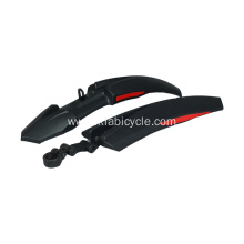 Plastic Bicycles Mudguard Set