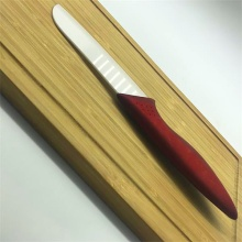 color kitchen series ceramic knife santoku type