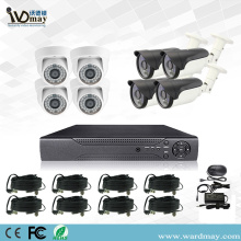 Factory wholesale price for CCTV Camera Kits CCTV 8chs Day and Night Security DVR Systems export to India Manufacturer