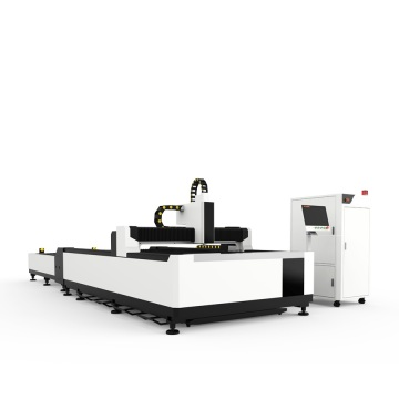 Chinese Popular Efficient CNC Fiber Laser Cutting Machine