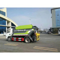 New Arrival DFAC D6 Rear Loader Compactor Truck
