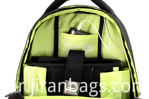 Laptop backpack comfortable