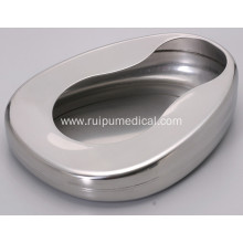 Factory best selling for Stainless Steel Surgical Products Medical Female Stainless Steel Surgical Bedpan For Patients export to South Korea Factories