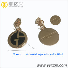 design 3 fashion puller cute zipper slider