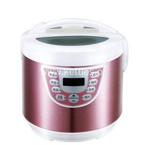 PriceList for Mini Rice Cooker Computer Rice Cooker Multifunction Rice Cooker supply to Bolivia Manufacturers
