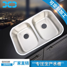 stainless steel kitchen sink with low price 8046A