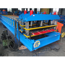 Automatic Color Steel Tile Making Machine Concrete