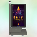 P4 Outdoor Mobile Led Poster