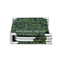 Aluminum Alloy Military Four Folding Rescue Stretcher With CE ISO