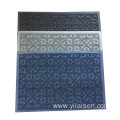 Home supermarket washable PVC entrance mat