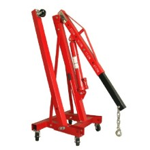 Hot sale hydraulic engine 3ton shop crane