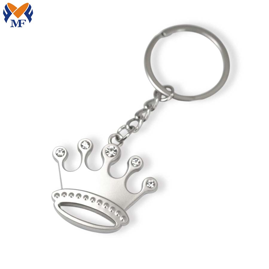 Crown Keychain Princess