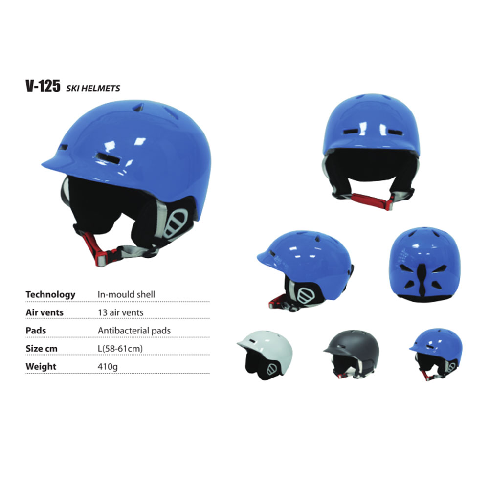 Winter Helmet
