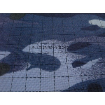 Polyester Anti-static Navy Camouflage Fabric for Australia
