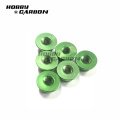 M3 Lock Nut with Flange Aluminum for drone