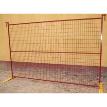 Removable Temporary Fence Crowd Control Barrier