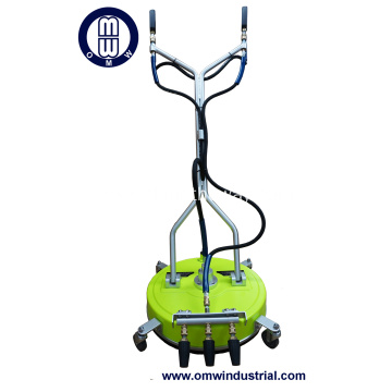 "20"" Surface Cleaner with Turbo Nozzle Water Broom"