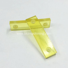 Machining Polyurethane Rubber Material Products