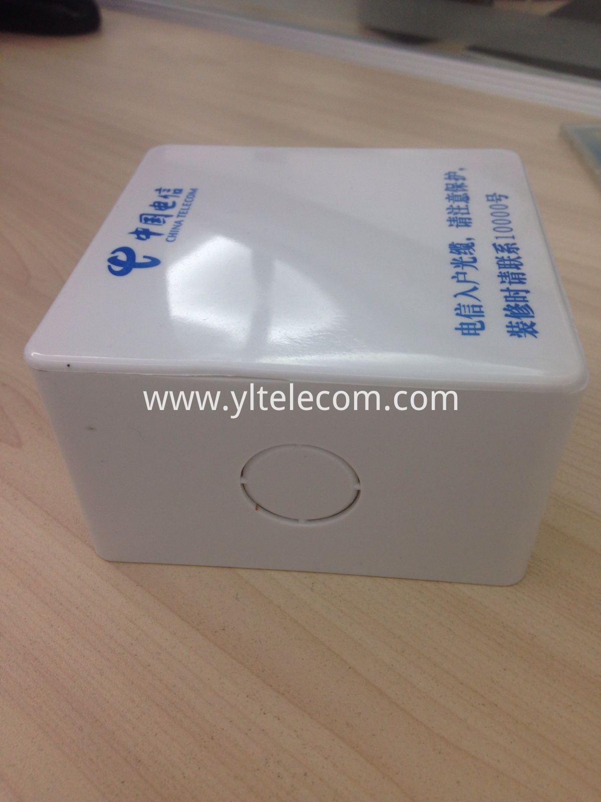 Fiber Optic Mounting Box SC and RJ452