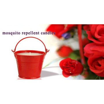 Citronella Oil wax Candle for Insect Repellent