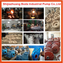 Reliable for Warman Slurry Pump Professional Slurry Pump Casting Spares Parts supply to British Indian Ocean Territory Factories