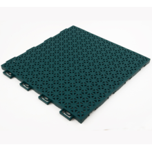 Modular polypropylene Basketball Court Tiles