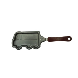 Mini Bus Frying Pan with Non-stick Coating