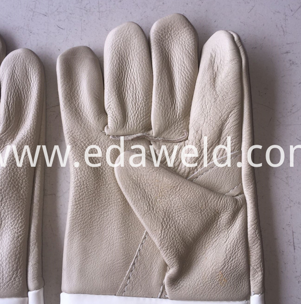 Fireproof Leather Gloves