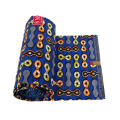 Fabric ankara wax bule fabric for dress