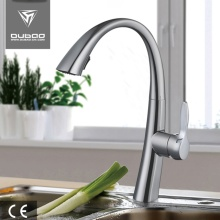Hot Cold Water Elegant Pullout Kitchen Faucet Taps