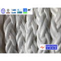 44mm 8-Strand Polypropylene Filament Mooring Rope Nylon Rope