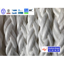 Cheap for Polypropylene Rope Strength NK Approved Mooring Rope Polypropylene Rope supply to Benin Importers