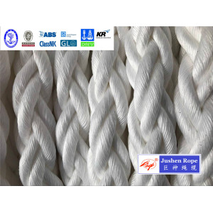 Reliable Supplier for White Polypropylene Rope NK Approved Mooring Rope Polypropylene Rope supply to Nauru Suppliers