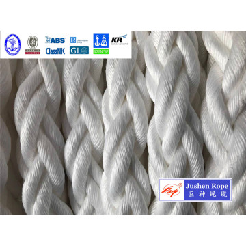 NK Approved Mooring Rope Polypropylene Rope
