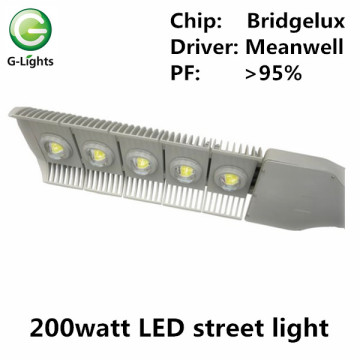 Bridgelux 200 Watt LED Street Light
