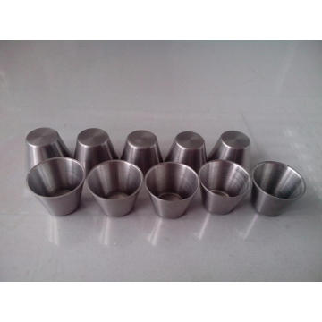 99.5% purity Zirconium Crucible Zr702
