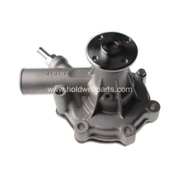 Holdwell water pump PJ7411334 for Volvo Excavator EC25