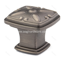 Bronze wood cabinet wardrobe door knobs