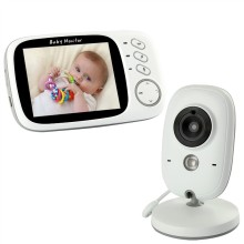2 Way Talk Video Baby Monitor Security Camera