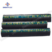 Non conductive oil suction hose