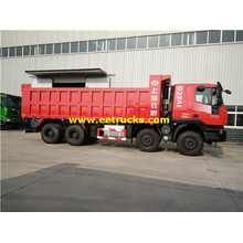 50ton 8x4 Sand Carrying Trucks