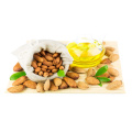 100% pure natural sweet almond oil for massage